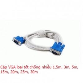 Cáp (Cable) VGA chống nhiễu tốt