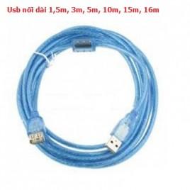 Cáp (cable) usb nối dài