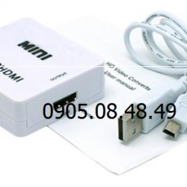 Bộ chuyển VGA sang HDMI 1080P