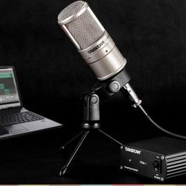 Micro thu âm TaskStar PC-k200 chính hãng