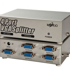 Bộ chia VGA 1 ra 2 cổng, 1 ra 4
