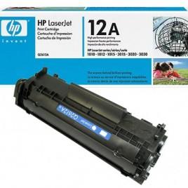 Hộp mực (cartridge) 12A máy in Canon, HP