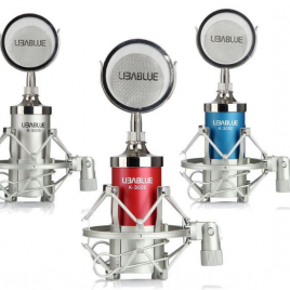 Micro Libablue K3000 âm cực hay, giá cực tốt