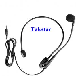 Micro có dây quàng đầu chính hãng Takstar