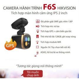 Camera hành trình Hikvision F6S